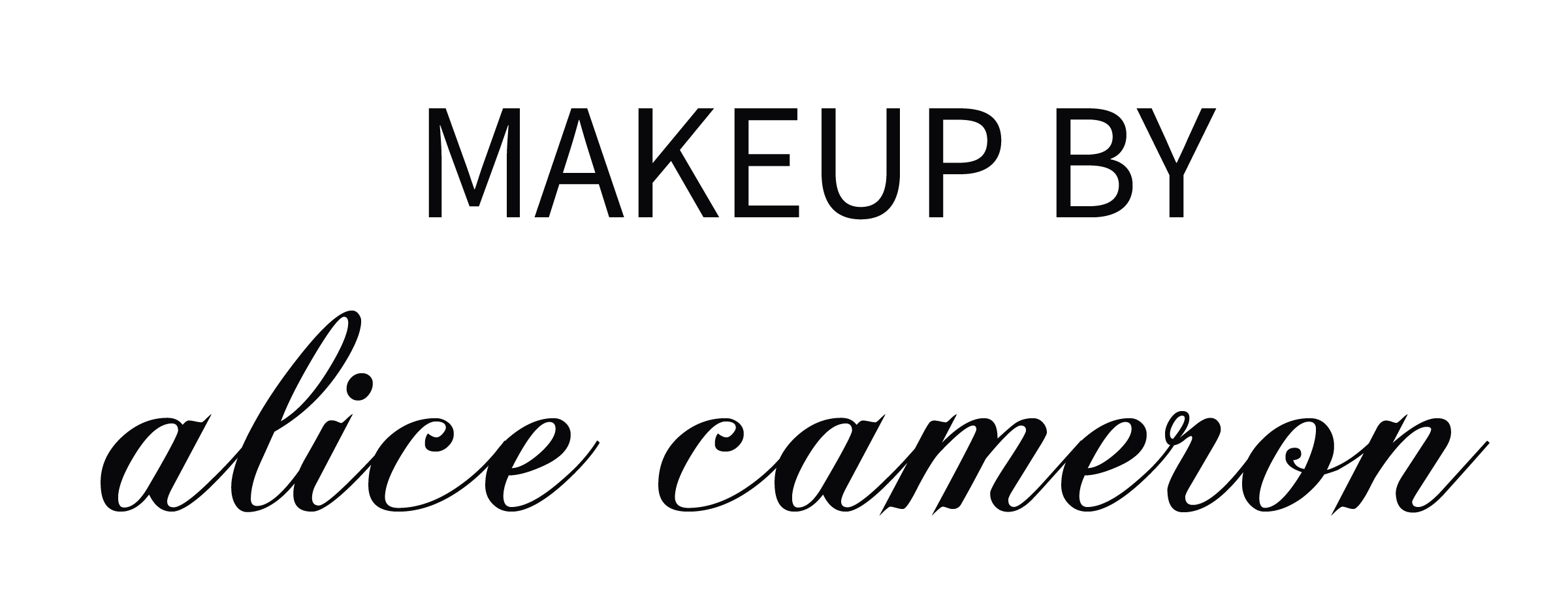Makeup By Alice Cameron